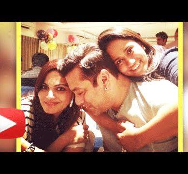 Salman Khan's Sister Arpita Khan BIRTHDAY Special Video By Ayush Sharma