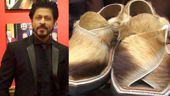 Shahrukh Khan's Sandal Maker Arrested