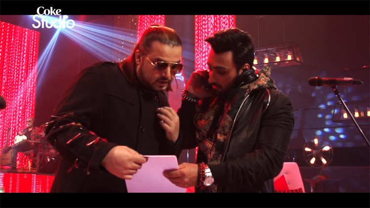 Ahmed Jahanzeb & Umair Jaswal – Khaki Banda – Coke Studio 9