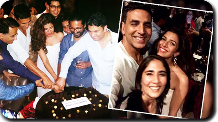 Rustom Success Party | Akshay Kumar, Jacqueline Fernandez & more|