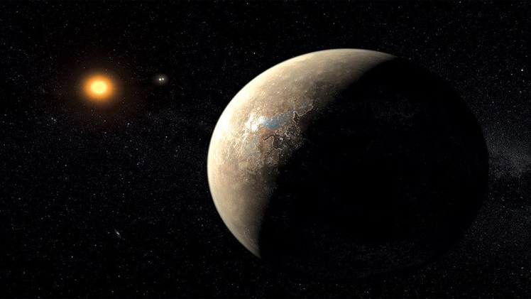 Discovery of Earth-Like Planet
