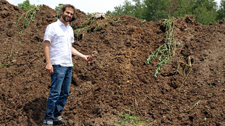 Transformation of Human Poop Into Eco-Friendly Fertilizer
