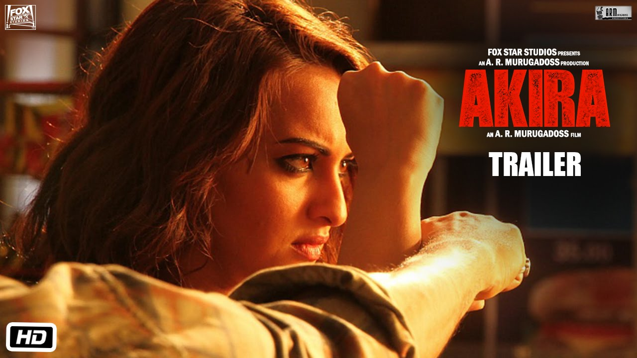 AKIRA| Starring: Sonakshi Sinha | Official Trailer