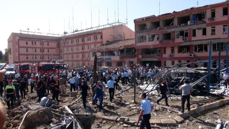 Turkey Bleeds: Nine Killed, 64 Wounded In A Car Explosion
