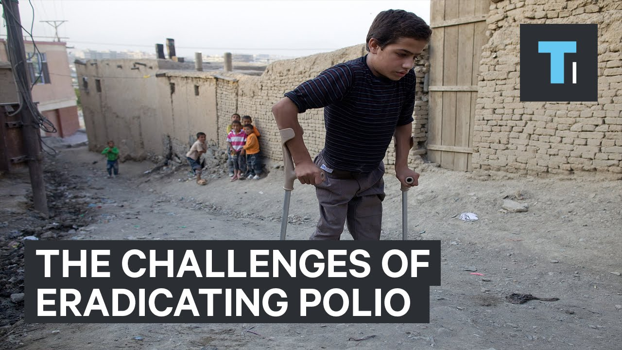 Challenges: Eradicating Polio