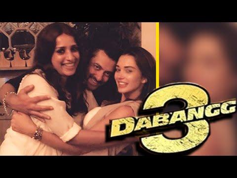 Dabangg 3: Salman Khan To Romance Amy Jackson & Waluscha D Sousa