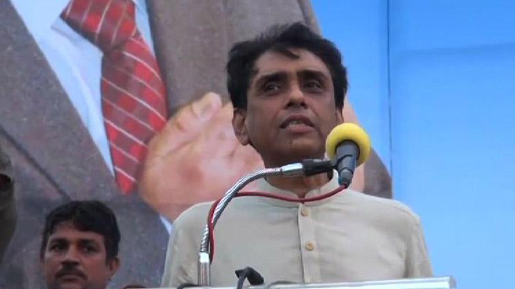 No One Can Grab MQM's Mandate: Khalid Maqbool Siddiqui
