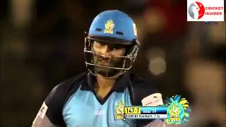 sohail tanvir 6 Sixes in 6 Balls CPL