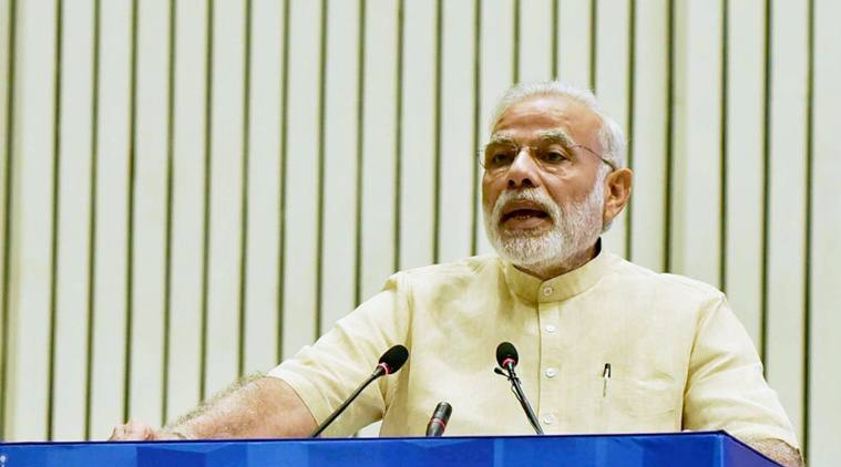 Modi Speaks Of Compassion For Seized-Kashmir