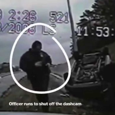 why recording the police is so important