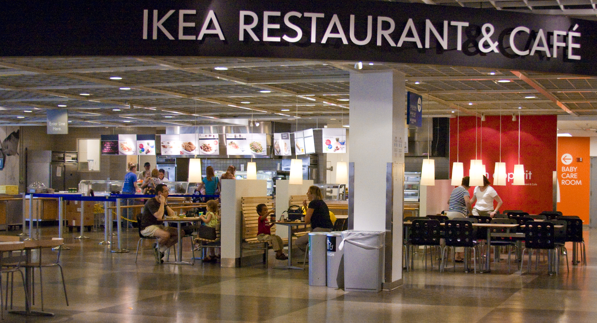 ikea restaurant. Black Bedroom Furniture Sets. Home Design Ideas