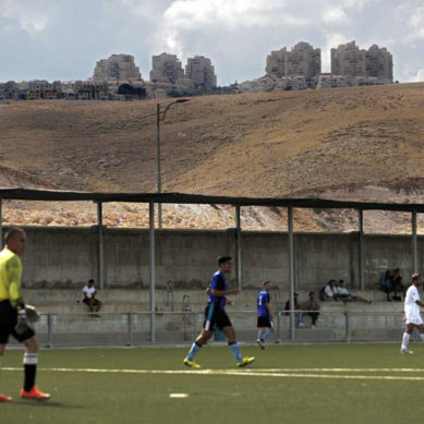 Israel Risks FIFA Ban Over Occupied Land Row