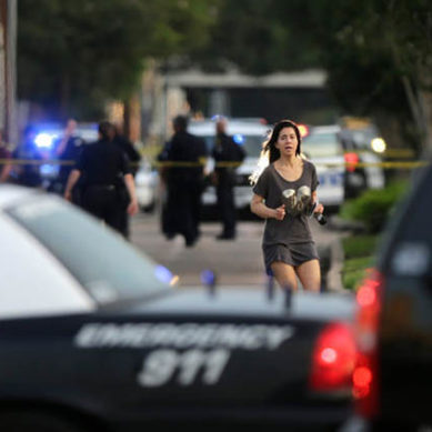 An Indian Opens Fire On Random Passers-by In Houston