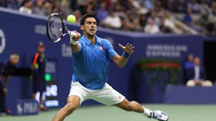 Djokovic Reaches US Open 2016 Quarterfinal
