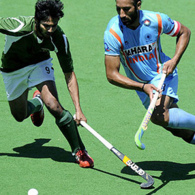 Pakistan Defeated By India In Asia Cup Hockey Semi-Finals