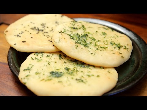 How To Make Kulcha At Home | Baked Kulcha Recipe | Divine Taste With Anushruti