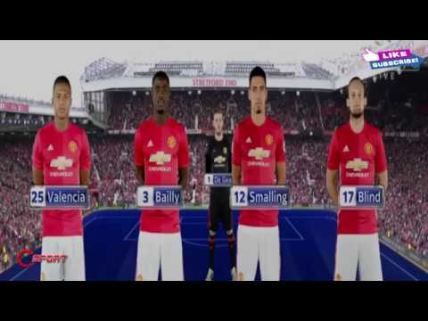 [ HL Extended ] Manchester United vs Leicester City 4 – 1 All Goals & Highlights Premier League 2016