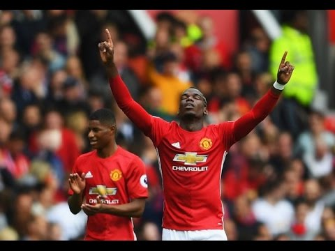 Manchester United vs Leicester City 4-1 All Goals & Highlights | Premier League 24.09.2016