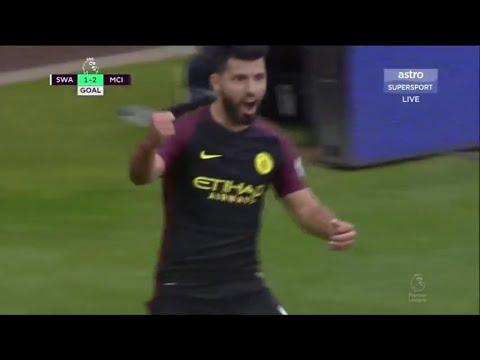 Swansea City vs Manchester City 1-3 All Goals & Highlights 24.09.2016 HD