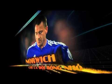 Chelsea gặp Norwich City trực tiếp vào lúc 22h00 ngày 21/11 trên FPT Play