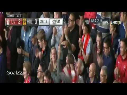 Liverpool vs Hull city 5 -1 All Goals & Highlights     ( 24-9-2016  ) HD