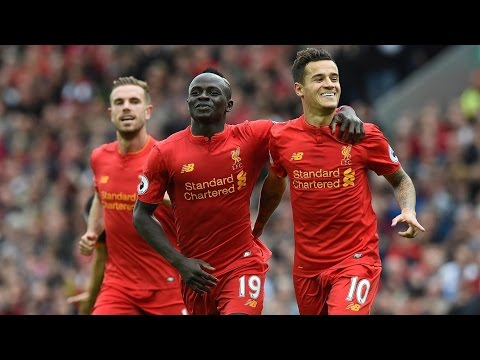 Liverpool vs Hull City 2016 5-1 All Goals and Highlights 24.09.2016