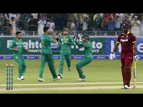 Pakistan vs West Indies WI 1st T20 2016 Full Match Extended Highlights