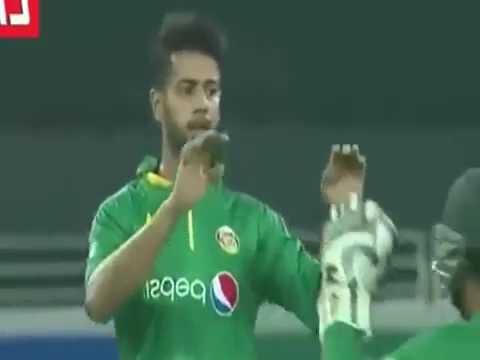 Imad Wasim 5 Wickets Vs West Indies – Pak Vs West Indies 1st T20 2016