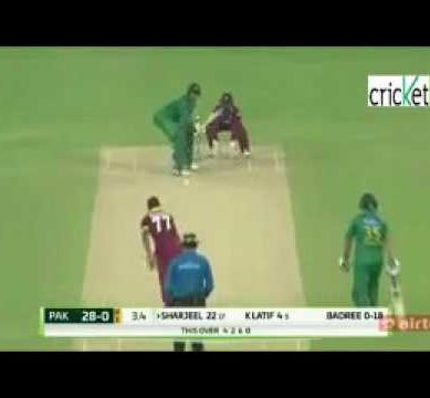 (Part 3)Pakistan vs West indies T20 2016 highlights Full Match