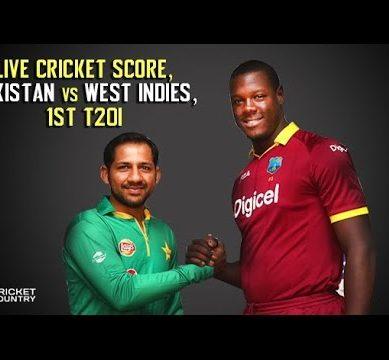 Pakistan Vs West Indies 1st T20 Match 2016 Highlights 23 September 2016  Pak vs Wi 1st T20 2016