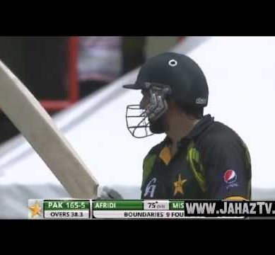 Pakistan Vs West Indies 1st ODI 2013 Full Highlights (Pak Vs Wi 1st ODI 2013 Highlights IN HD)