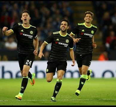 Chelsea vs Leicester City 4-2 ● All Goals & Highlights ● EFL Cup ( Capital One Cup ) 2016