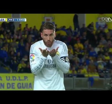 Las Palmas vs Real Madrid 1-2 Extended Highlights [ English Commentary ] 13.03.2016