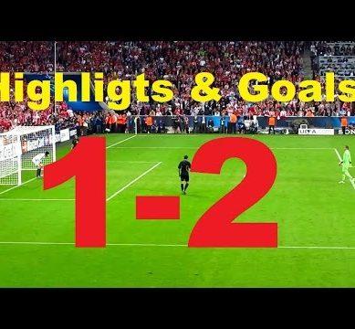 Las Palmas vs Real Madrid  live Highlights & Goals 24/09/2016