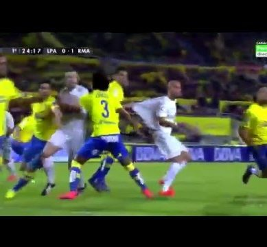 Real madrid vs Las palmas 2-1 All Goals and highlights [13-3-2016]