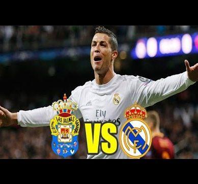 Las Palmas vs Real Madrid 1-2 HD – All Goals & Highlights – (13/03/2016) HD
