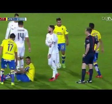 Las Palmas vs Real Madrid 1-2 All Goals and Highlights [HD] La Liga Ray Hudson Commentary