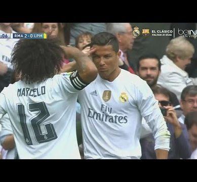Real Madrid vs Las Palmas 3-1 All Goals 31-10-2015 HD
