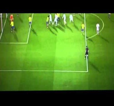 Las Palmas Vs Real Madrid 1:2   All Goals And Highlights.    13.3.2016