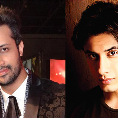 Atif Aslam & Ali Zafar Performance On 6th September Defense Day