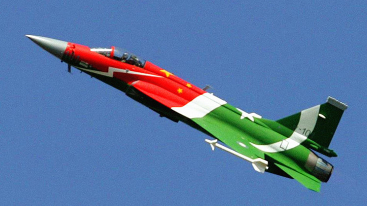 India Cannot Fight With Pakistan-China