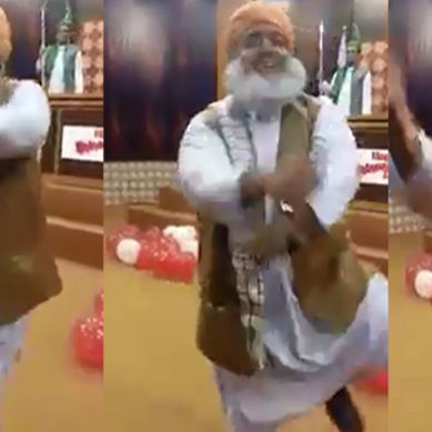 Leaked Video Of Maulana Fazl-ur-Rehman's Dance
