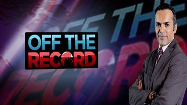 Off The Record – 20 October 2016