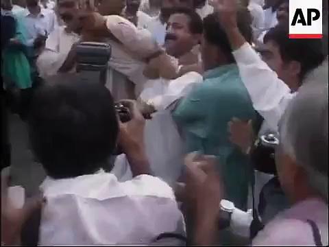 Leaked Video Of Mushahid-Ullah Khan
