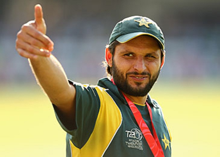 Shahid Afridi Outstanding 88 Runs Against South Africa