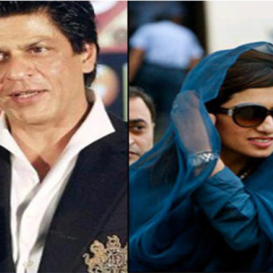 """Ma'am You Are Beautiful"" Shahrukh Khan To Hina Rabbani"