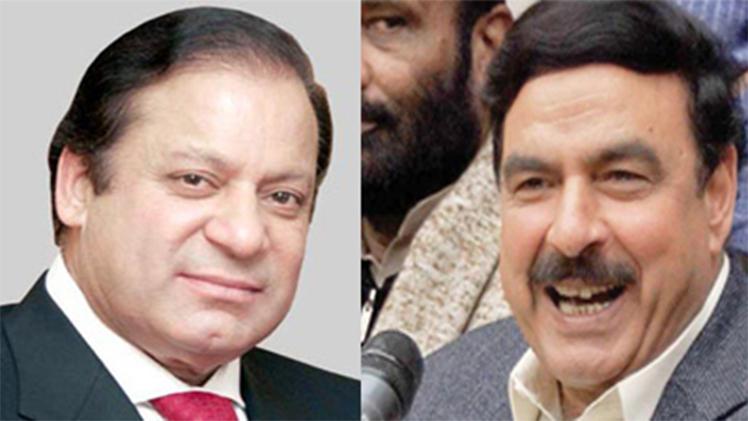 2016 Last Year For Sharif Govt, Predicts Rasheed
