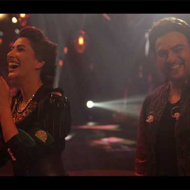Tu Hi Tu, Mehwish Hayat & Shiraz Uppal – Episode 3 – Coke Studio Season 9
