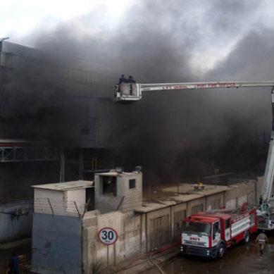 Karachi: Fire Brigade Issue