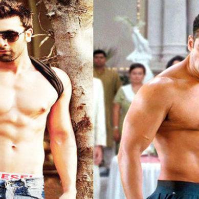 Ranbir Kapoor Copies Salman Khan